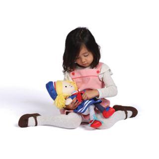 Manhattan Toy Dress Up Friends Aimee Doll