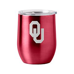 Boelter Oklahoma Sooners 16-Ounce Stainless Steel Cup