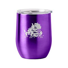 Boelter TCU Horned Frogs 16-Ounce Stainless Steel Cup