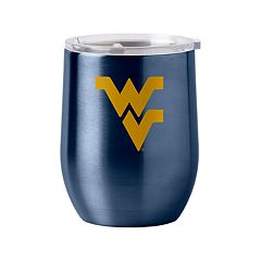 Boelter West Virginia Mountaineers 16-Ounce Stainless Steel Cup