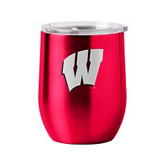 Boelter Wisconsin Badgers 16-Ounce Stainless Steel Cup