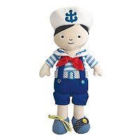 Manhattan Toy Dress Up Friends Henri Doll