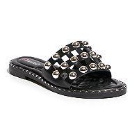 2 Lips Too Too May Women's Slide Sandals
