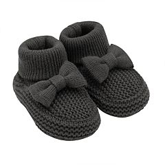 Baby Girl Carter's Crochet Bow Booties