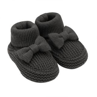 Baby Girl Carter's Crochet Bow Booties