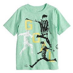 Boys 4-7x SONOMA Goods for Life™ 'Goal' Soccer Graphic Tee
