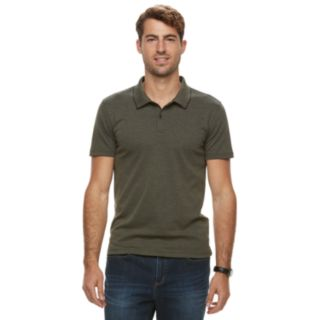 Men's Apt. 9® Soft Touch Birdseye Pique Polo