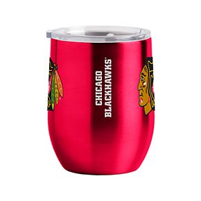 Boelter Chicago Blackhawks 16-Ounce Stainless Steel Cup