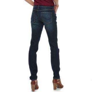 Juniors' SO® Low Rise Skinny Jeans