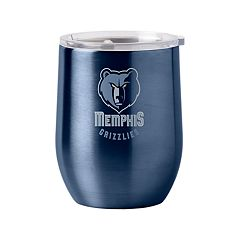 Boelter Memphis Grizzlies 16-Ounce Stainless Steel Cup