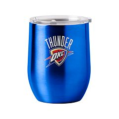 Boelter Oklahoma City Thunder 16-Ounce Stainless Steel Cup