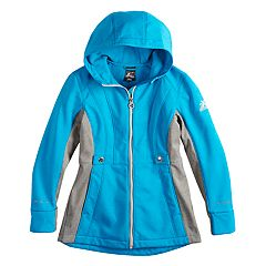Girls 4-16 ZeroXposur Adriana Softshell Lightweight Jacket