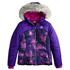 Girls 4-16 ZeroXposur Ansley Heavyweight Puffer Jacket