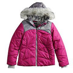 Girls 4-16 ZeroXposur Katya Heavyweight Puffer Jacket