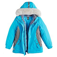 Girls 7-16 ZeroXposur Carol 3-in-1 Systems Jacket