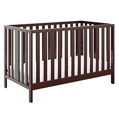 Storkcraft Pacific 4-in-1 Convertible Crib