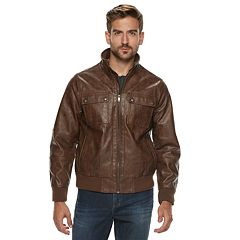 Men's Apt. 9® 4-Pocket Bomber Jacket