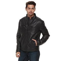 Men's Apt. 9® Midweight Moto Jacket
