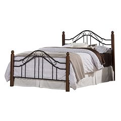 414aee33ca878c Hillsdale Furniture Madison Bed