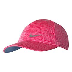 Girls 4-6x Nike Swoosh Dri-FIT Ponytail Slit Baseball Cap Hat 4ea4b32b772
