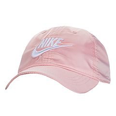Girls 4-6x Nike Logo Satin Dri-FIT Baseball Cap Hat