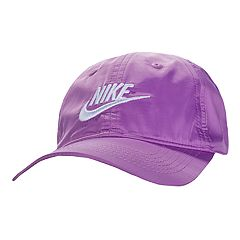 Girls 4-6x Nike Logo Satin Dri-FIT Baseball Cap Hat afd58472edb