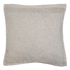 Spencer Home Decor Metallic Solid Throw Pillow Cover