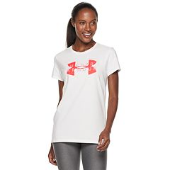 Women's Under Armour Jacquard Overlay Graphic Tee