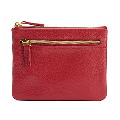 DOPP Roma Pik-Me-Up Leather Large ID Coin & Card Case
