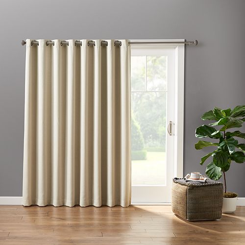 SONOMA Goods for Life™ Dynasty Patio Blackout Curtain - 100'' x 84''
