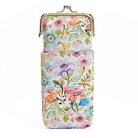 Buxton Petite Garden Pik-Me-Up Eyeglass Case