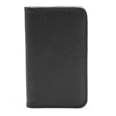DOPP Roma Pik-Me-Up Leather Snap Card Case