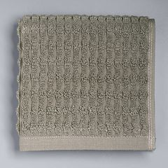 Simply Vera Vera Wang Portugal Textured Washcloth