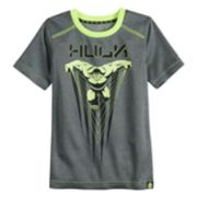 "Boys 4-10 Marvel Hero Elite Series Avengers Infinity Wars Collection for Kohl's ""Hulk"" Active Tee"