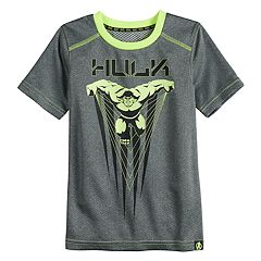 Boys 4-10 Marvel Hero Elite Series Avengers Infinity Wars Collection for Kohl's 'Hulk' Active Tee