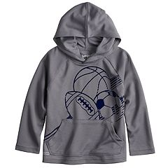 Toddler Boy Jumping Beans® Mesh Graphic Pullover Hoodie