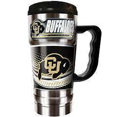 Colorado Buffaloes Champ 20-Oz. Travel Tumbler Mug