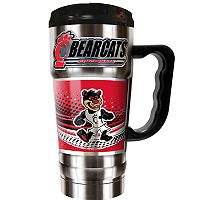 Cincinnati Bearcats Champ 20-Oz. Travel Tumbler Mug