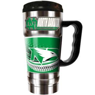 North Dakota Fighting Hawks Champ 20-Oz. Travel Tumbler Mug