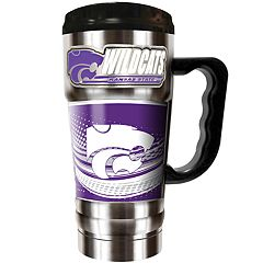Kansas State Wildcats Champ 20-Oz. Travel Tumbler Mug