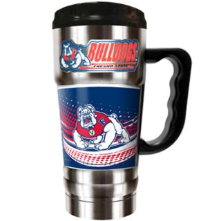 Fresno State Bulldogs Champ 20-Oz. Travel Tumbler Mug