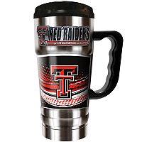 Texas Tech Red Raiders Champ 20-Oz. Travel Tumbler Mug