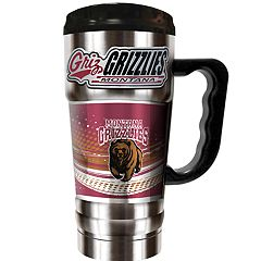 Montana Grizzlies Champ 20-Oz. Travel Tumbler Mug