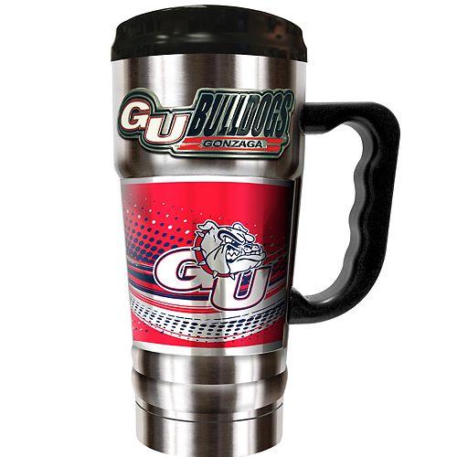 Gonzaga Bulldogs Champ 20-Oz. Travel Tumbler Mug
