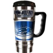 Nevada Wolf Pack Champ 20-Oz. Travel Tumbler Mug