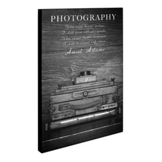 "Trademark Fine Art ""Photography"" Canvas Wall Art"