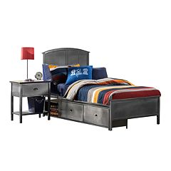 Hillsdale Furniture Urban Quarters Storage Bed