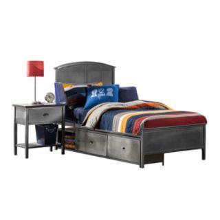 Hillsdale Furniture Urban Quarters Storage Bed