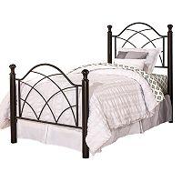 Hillsdale Furniture Vista Steel Bed