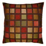 Spencer Home Decor Windowpane Jacquard Throw Pillow Cover
